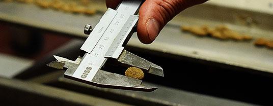 Fabrication croquettes Atavik