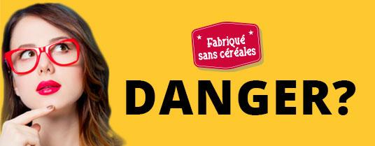 croquettes sans céréales danger animaux